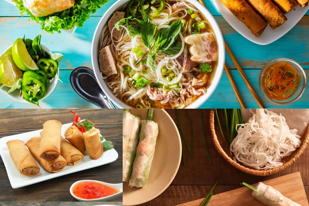 RECOMMEND 8 FAMOUS VIETNAMESE FOOD